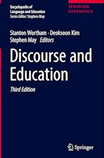 Discourse and Education (Encyclopedia of Language and Education, nr. 3)