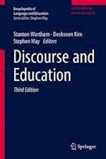 Discourse and Education (Encyclopedia of Language and Education)
