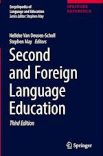Second and Foreign Language Education (Encyclopedia of Language and Education)