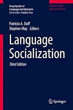 Language Socialization (Encyclopedia of Language and Education)