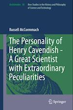Personality of Henry Cavendish - A Great Scientist with Extraordinary Peculiarities af Russell McCormmach