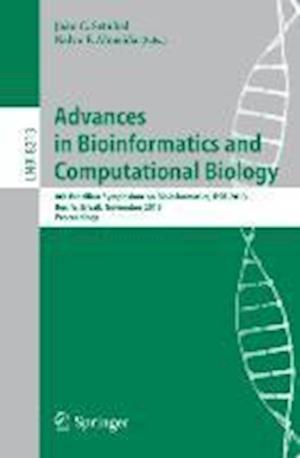 Advances in Bioinformatics and Computational Biology: 8th Brazilian Symposium on Bioinformatics, Bsb 2013, Recife, Brazil, November 3-7, 2013, Proceed