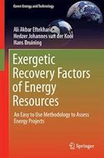 Exergetic Recovery Factors of Energy Resources (Green Energy and Technology)