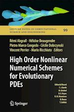 High Order Nonlinear Numerical Schemes for Evolutionary PDEs af Remi Abgrall