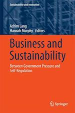 Business and Sustainability af Achim Lang