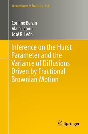 Inference on the Hurst Parameter and the Variance of Diffusions Driven by Fractional Brownian Motion