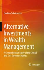 Alternative Investments in Wealth Management af Ewelina Sokolowska