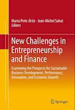 New Challenges in Entrepreneurship and Finance af Marta Peris Ortiz