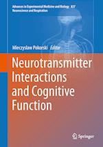 Neurotransmitter Interactions and Cognitive Function af Mieczyslaw Pokorski