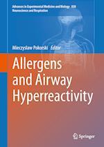 Allergens and Airway Hyperreactivity af Mieczyslaw Pokorski