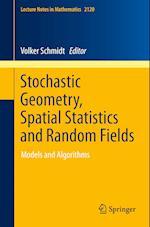 Stochastic Geometry, Spatial Statistics and Random Fields af Volker Schmidt