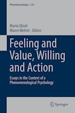 Feeling and Value, Willing and Action af Marta Ubiali
