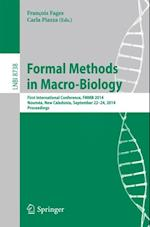 Formal Methods in Macro-Biology (Lecture Notes in Computer Science)