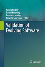 Validation of Evolving Software af Hana Chockler