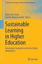 Sustainable Learning in Higher Education af Marta Peris Ortiz
