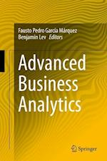 Advanced Business Analytics af Fausto Pedro Garcia Marquez