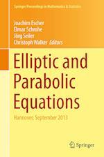 Elliptic and Parabolic Equations af Joachim Escher