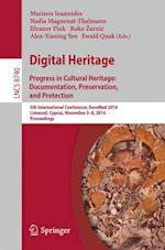 Digital Heritage af Marinos Ioannides