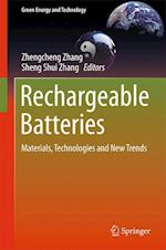 Rechargeable Batteries af Zhengcheng Zhang