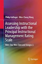 Assessing Instructional Leadership with the Principal Instructional Management Rating Scale