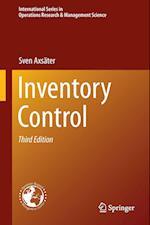 Inventory Control af Sven Axsater