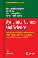 Dynamics, Games and Science af Jean-Pierre Bourguignon