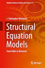 Structural Equation Models : From Paths to Networks