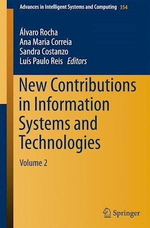 New Contributions in Information Systems and Technologies : Volume 2
