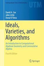Ideals, Varieties, and Algorithms af David A. Cox