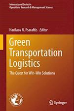 Green Transportation Logistics af Harilaos N. Psaraftis