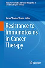 Resistance to Immunotoxins in Cancer Therapy af Rama Shanker Verma