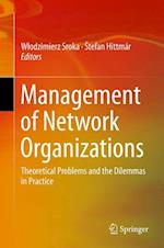 Management of Network Organizations af Wlodzimierz Sroka