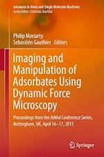 Imaging and Manipulation of Adsorbates Using Dynamic Force Microscopy af Philip Moriarty