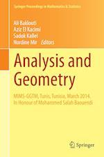 Analysis and Geometry af Sadok Kallel