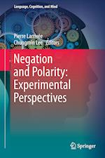 Negation and Polarity: Experimental Perspectives af Pierre Larrivee