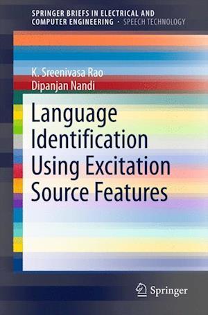 Language Identification Using Excitation Source Features