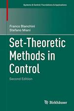 Set-Theoretic Methods in Control af Franco Blanchini