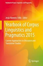 Yearbook of Corpus Linguistics and Pragmatics 2015 af Jesus Romero-trillo