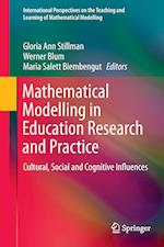 Mathematical Modelling in Education Research and Practice af Gloria Stillman