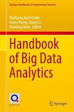 Handbook of Big Data Analytics (Springer Handbooks of Computational Statistics)