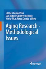 Aging Research - Methodological Issues af Carmen Garcia-Pena