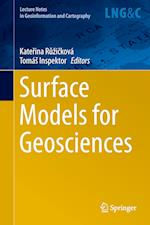 Surface Models for Geosciences af Katerina Ruzickova