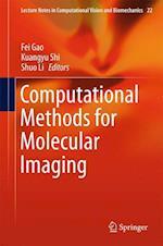 Computational Methods for Molecular Imaging af Fei Gao