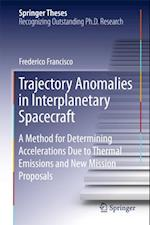 Trajectory Anomalies in Interplanetary Spacecraft af Frederico Francisco