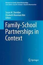 Family-School Partnerships in Context af Susan M. Sheridan