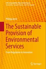 Sustainable Provision of Environmental Services