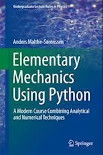 Elementary Mechanics Using Python