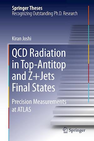 QCD Radiation in Top-Antitop and Z+Jets Final States : Precision Measurements at ATLAS