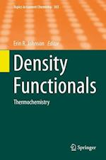 Density Functionals af Erin R. Johnson
