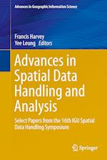 Advances in Spatial Data Handling and Analysis af Francis Harvey